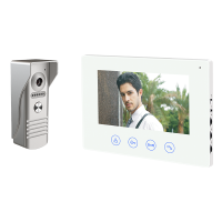 WIFI SMART VIDEO INTERFON Z 4 MONITORJI