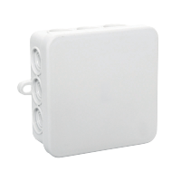 JUNCTION BOX B10 100x100x45 IP54 GREY