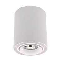 DL-044 ROUND DOWNLIGHT SURFACE MOUNTED WHITE