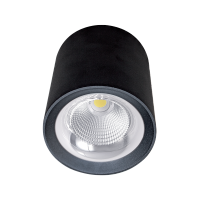 FLCOM LED DOWNLIGHT OM 20W 230V 4000K 60° BLACK