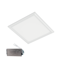 LED PANEL 48W 6400K 595x595mm BELI OKVIR Z ZASILNIM MODULOM