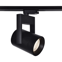 FTL25 COB TRACK LIGHT 25W 6000K 38° BLACK