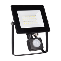 STELLAR HELIOS20 LED FLOODLIGHT 20W WITH SENSOR