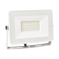 VEGA30 SLIM SMD 30W LED FLOODLIGHT 4000K WHITE