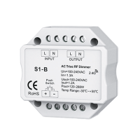 SMART WIFI 1-CHANNEL TRIAC DIMMER FOR CONSOLE BOX
