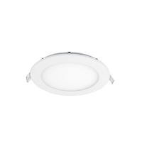 LED PANEL ROUND 12W COLD WHITE D145MM