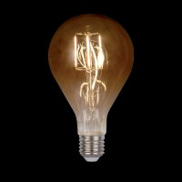 LED VINTAGE LAMP DIMMABLE 8W E27 2800-3200K GOLDEN  D:130