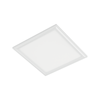 STELLAR LED PANEL 40W 6400K 595X595mm WHITE FRAME