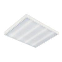 STELLAR LED PANEL KVADRATNI 36W BELA 595MM/595MM/19MM