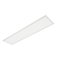 STELLAR LED PANEL 48W 4000K 295X1195mm BELI OKVIR