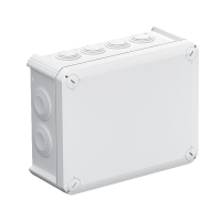 JUNCTION BOX T100 151x117x67 IP66 GREY