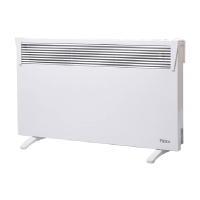 TESY ELECTRIC PANEL CONVECTOR 2kW CN03 200 MIS F