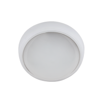 LED STROPNA SVETILKA BRLED 6W BELA IP54