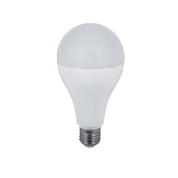 STELLAR LED LAMP PEAR A60 SMD2835 8W E27 230V COLD WHITE