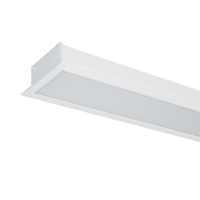 LED PROFILES RECESSED MOUNTING S48 12W 4000K 600MM WHITE