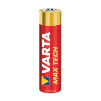 VARTA MAX TECH LR6 AA BATTERY